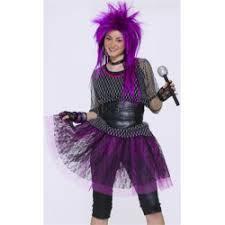80s Halloween Costumes Kids Tween Teen 80s Punk Rock Star Girls Halloween Costume Product
