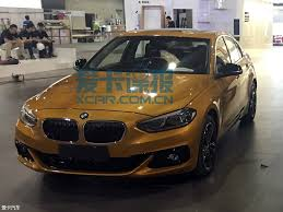 all bmw cars made china made bmw 1 series sedan photographed from all angles cars