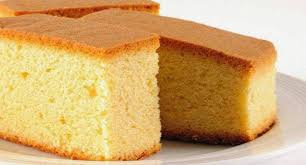 good cake food easy recipe orange sponge cake