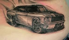 100 ford mustang tattoo racing tattoo ford truck tattoos