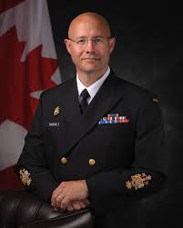 What Is A Flag Officer Command Team Maritime Forces Pacific Royal Canadian Navy