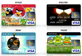 prepaid debit cards for coming in 2013 to the us a prepaid angry birds debit card