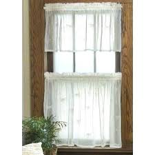 36 X 45 Curtains 36 X 45 Curtains August Grove Tier Cafe Curtain Size H X W X 36 X