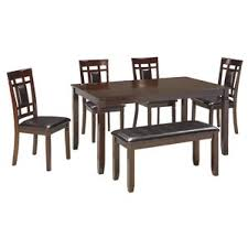 Kitchen Table Sets With Bench And Chairs by Bench Kitchen U0026 Dining Room Sets You U0027ll Love Wayfair