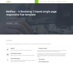 free website templates for android apps 17 free responsive bootstrap html website templates email design