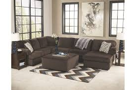 firm sectional sofa jessa place 3 piece sectional ashley furniture homestore