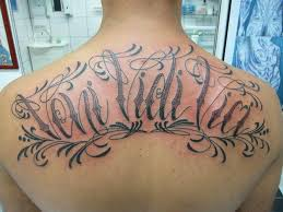 41 veni vidi vici tattoo designs with meaning white ink tattoos