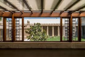 frank lloyd wright u0027s hollyhock house reopens after three years of