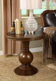small round accent table alluring table l and books on small round accent table from wood