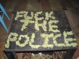 Fuck The Police Meme - fuck the police 420 style