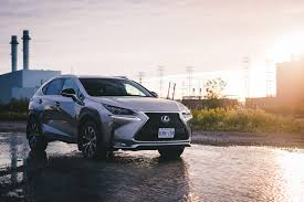 lexus nx vs rx comparison review 2015 lexus nx 200t vs 2015 land rover