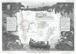 colonial map colonial map collection