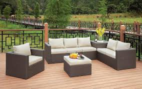 patio sectional u2014 a better home store