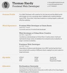 Free Best Resume Templates 52 Modern Free U0026 Premium Cv Resume Templates