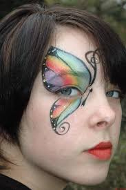 Butterfly Halloween Makeup by 141 Best Face Paint Images On Pinterest Body Painting Costumes