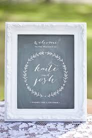 Wedding Program Board Pinterest Trends Chalkboard Signs Mayhar Design