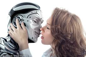 Seeking Robot Date 27 Of Millennials Say They Would Consider Dating A Robot Daily