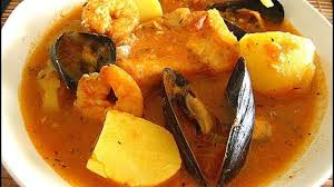 comment cuisiner le congre poisson soupe de poisson espagnole recette par ladymilonguera