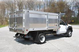 Aluminum Landscape Trailer by New Aluminum Landscape Body Line From Crysteel Manufacturing
