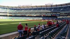 monster truck show anaheim stadium angel stadium section 105 rateyourseats com