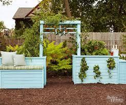 create a small urban garden
