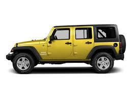 yellow jeep wrangler unlimited 2015 jeep wrangler unlimited sahara vienna va arlington fairfax