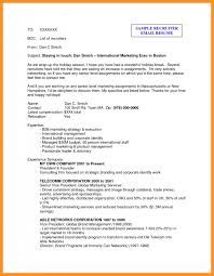 Emailing Resume Email Samples For Sending Resume 12 Mail Format For Sending