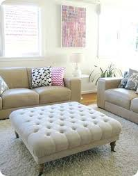 large padded coffee table upholstered footstool coffee table tufted ottoman i want to myself