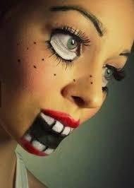 Creepiest Halloween Costumes 30 Diy Halloween Costume Ideas Halloween Face Paintings