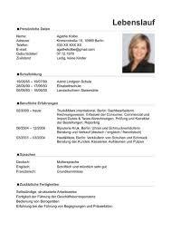 Vita Resume Template German Resume Template 25 Best Creative Cv Template Ideas On