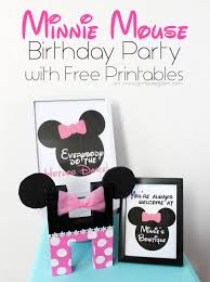 63 minnie mouse u0027s 2 birthday party images