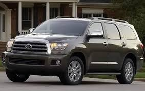 used 2008 toyota sequoia for sale pricing features edmunds