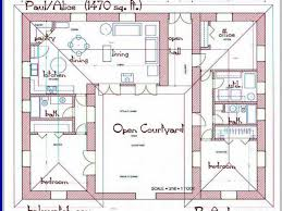 l shaped ranch house h shaped ranch house plans