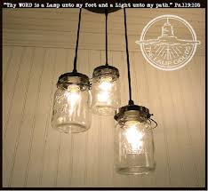 Hanging Chandelier Light Fixture Mason Jar Light Fixtures Mason Jar Pendant Lights Mason Jar