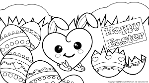 charming free printable easter coloring sheets colorings