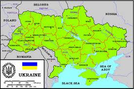 ukraine map ukraine map of ukraine