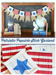 Patriotic Home Decorations 25 Patriotic Home Decor Ideas
