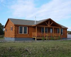 Log Home Styles Mobile Home Log Cabin Style For Sale Home Style