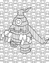 more spooky coloring pages for you all to enjoy gotta color u0027em