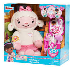 disney junior doc mcstuffins care lambie toys
