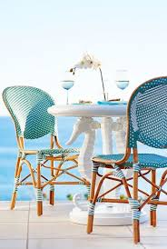 Blue Bistro Chairs 12 Darling French Bistro Chairs For Your Home
