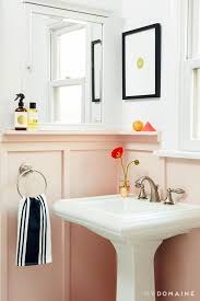 Decorating Ideas Small Bathroom Colors Best 25 Peach Bathroom Ideas On Pinterest Bathroom Rugs