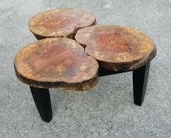 how to make a tree stump table tree stump table diy image of tree stump furniture ideas tree stump