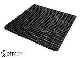 Interlocking Rubber Floor Tiles Interlocking Rubber Floor Tiles