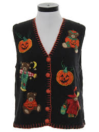 orange black halloween background basic editions 90 u0027s vintage sweater 90s or newer basic editions