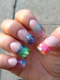 sculpted colors acrylic nails sara u0027s nail designs pinterest