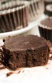 flourless chocolate chunk brownie bites amy u0027s healthy baking