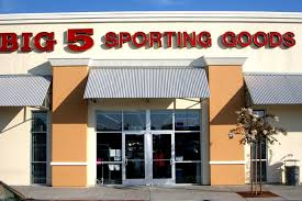 Industrial Awning Corrugated Steel Industrial Style Awnings At Big 5 Sporting Goods
