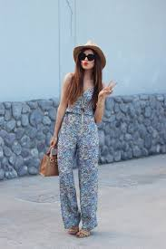 jumpsuit for 13 stunning floral jumpsuit ideas for summer pretty designs