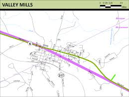 Colorado Mills Map by Meridian Highway Maps Thc Texas Gov Texas Historical Commission